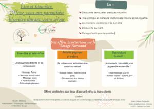 offres Eco-tourisme sur leBocage Normand